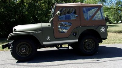 1956 Jeep WILLYS  SUV