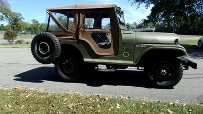 1956 Jeep WILLYS  - Click to see full-size photo viewer