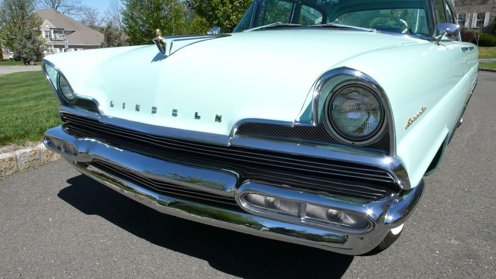 1956 used lincoln premiere at find great cars serving for 1956 lincoln premiere 4 door sedan