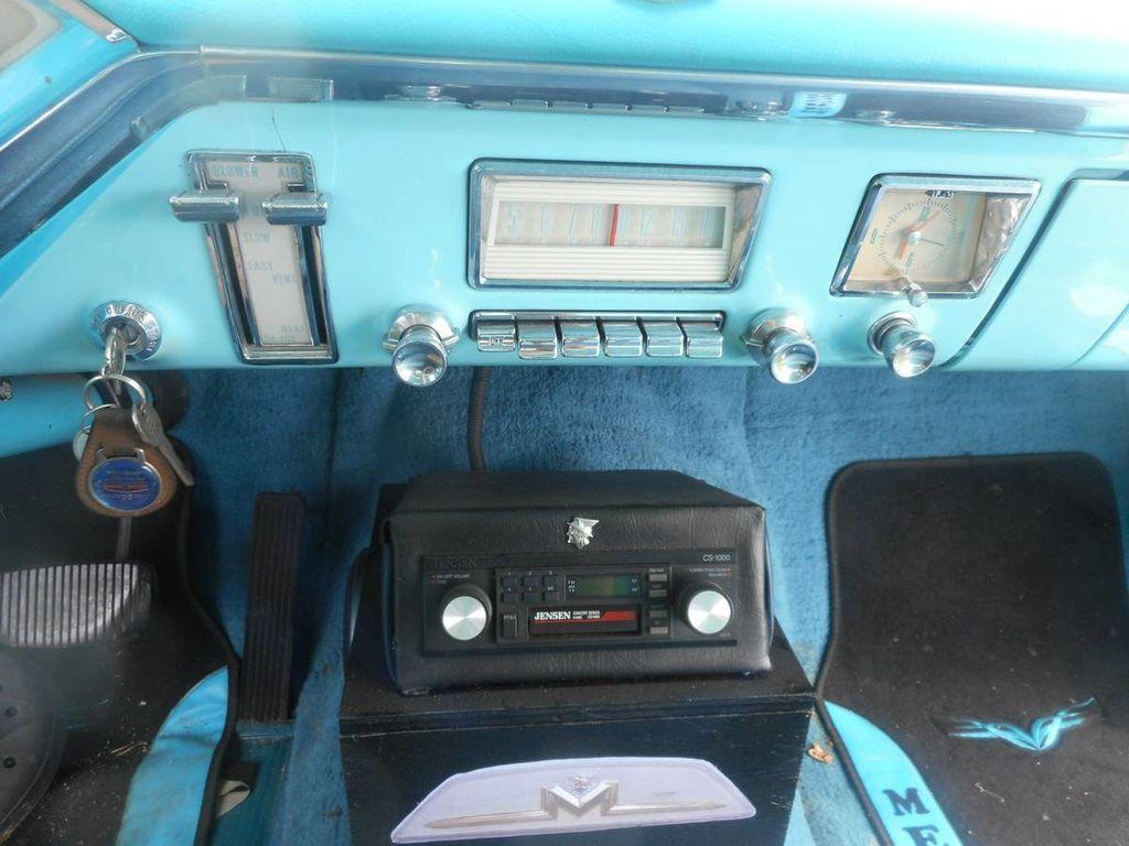 1956 Mercury MONTEREY For Sale - 16421049 - 14
