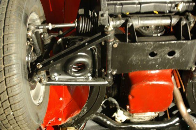 1956 MG MGA Roadster 1500