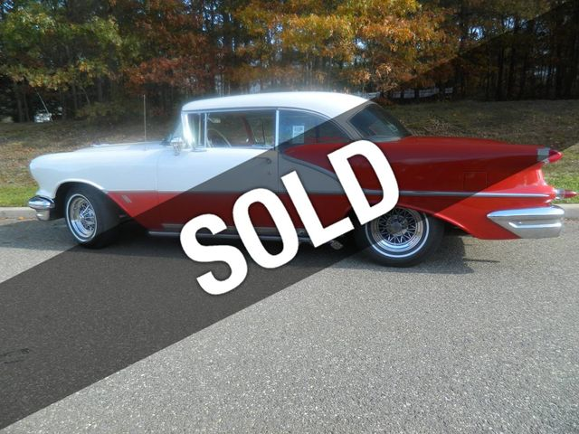 1956 Oldsmobile Super 88 For Sale - 17219314 - 0