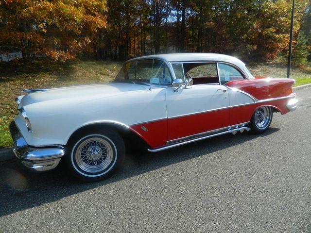 1956 Oldsmobile Super 88 For Sale - 17219314 - 1