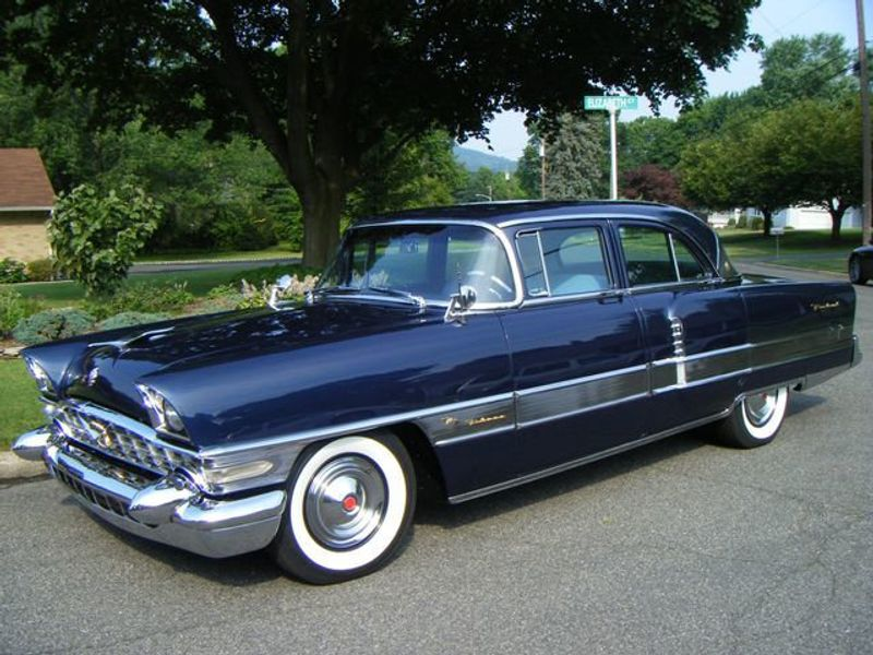 1956 PACKARD PATRICIAN 4DR - 3202757 - 1