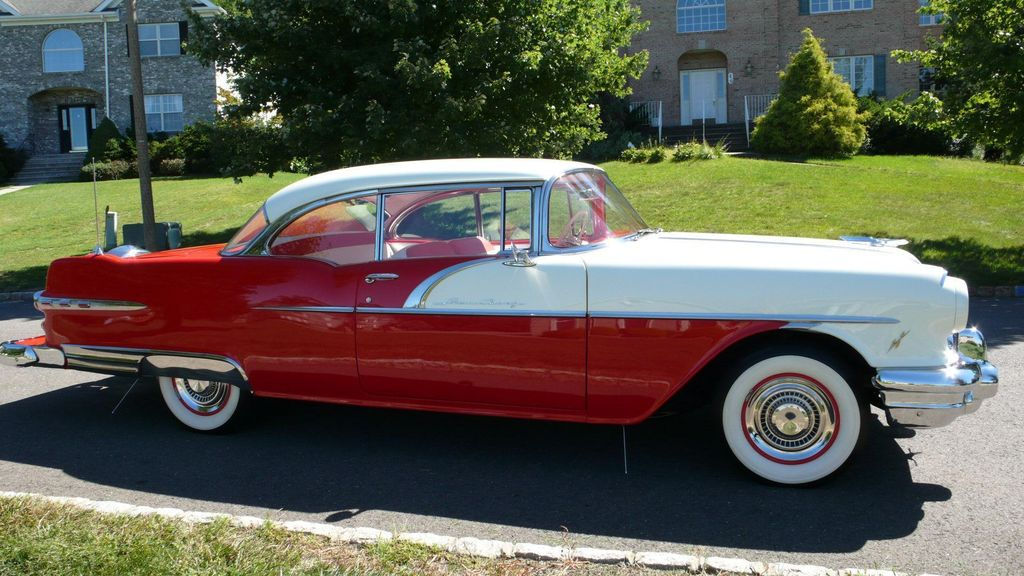1956 Pontiac STAR CHIEF SHOW CAR Coupe for Sale in Ramsey ...
