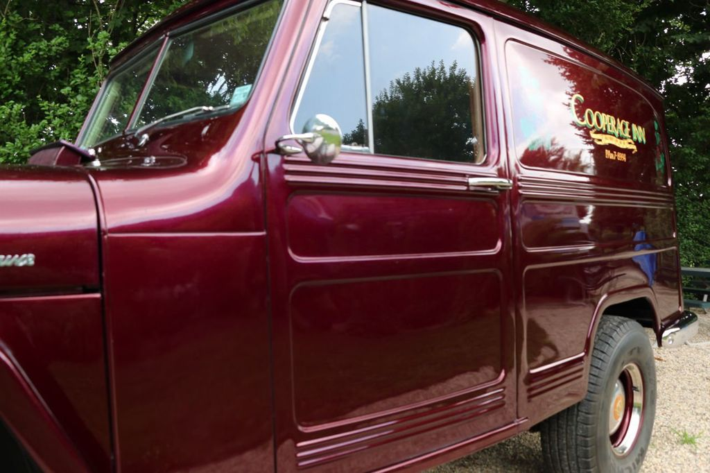 1956 Willys Sedan Delivery 4x4 - 16607870 - 9