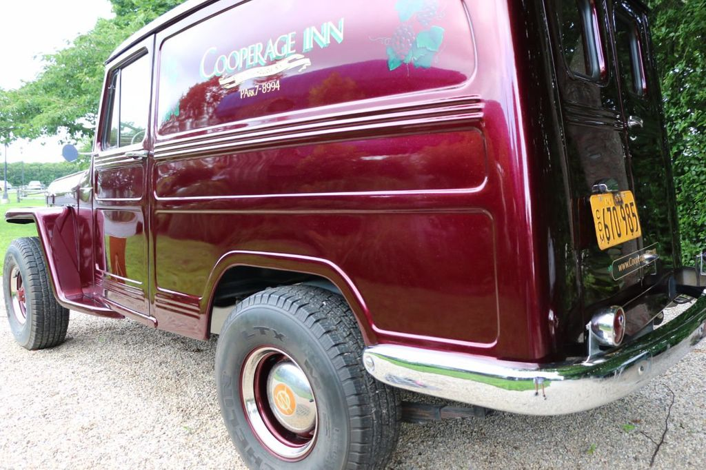 1956 Willys Sedan Delivery 4x4 - 16607870 - 11