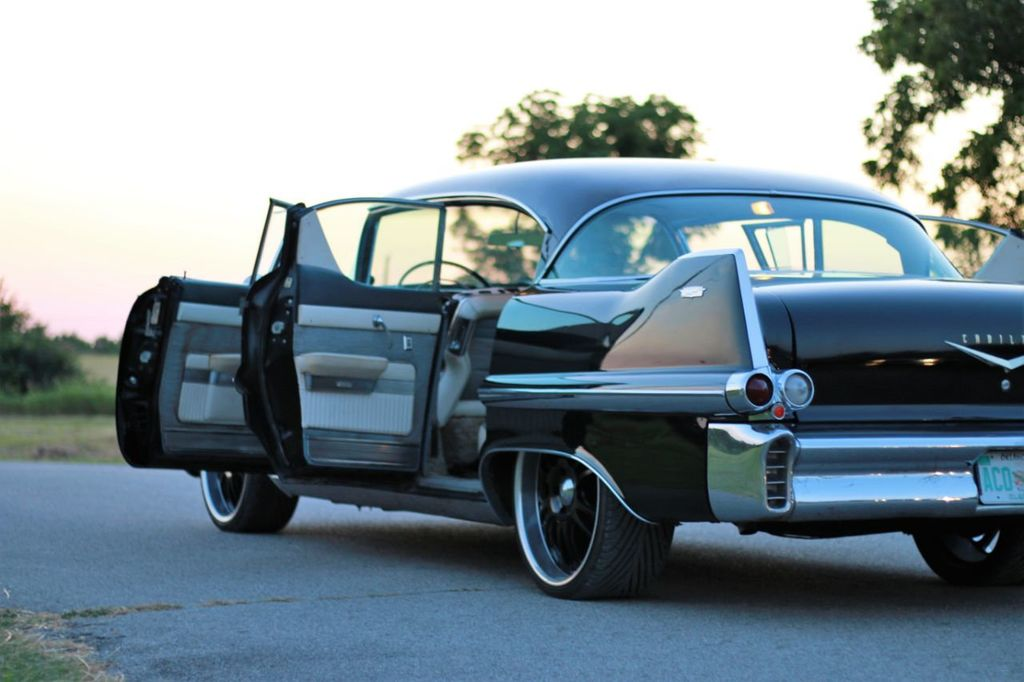 1957 Cadillac DeVille For Sale - 18178626 - 9