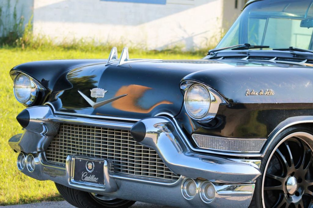 1957 Cadillac DeVille For Sale - 18178626 - 5