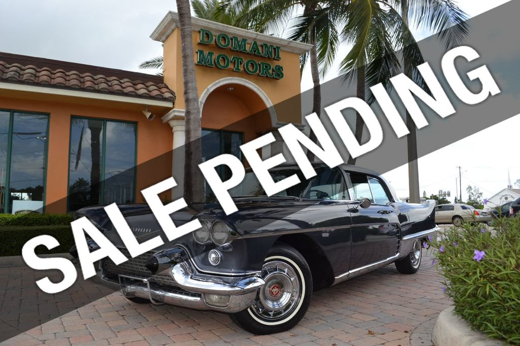 1957 Cadillac Eldorado Brougham NUMBERS MATCHING! 1 of 400!! Air Conditioning! LOADED!! - 18147544 - 0