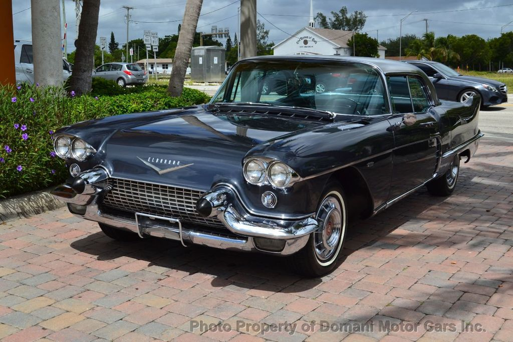 1957 Cadillac Eldorado Brougham NUMBERS MATCHING! 1 of 400!! Air Conditioning! LOADED!! - 18147544 - 13
