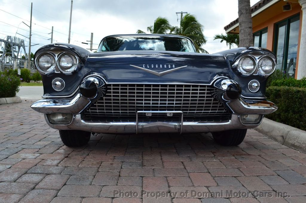 1957 Cadillac Eldorado Brougham NUMBERS MATCHING! 1 of 400!! Air Conditioning! LOADED!! - 18147544 - 17