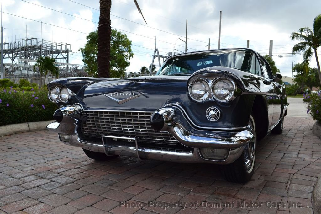 1957 Cadillac Eldorado Brougham NUMBERS MATCHING! 1 of 400!! Air Conditioning! LOADED!! - 18147544 - 18