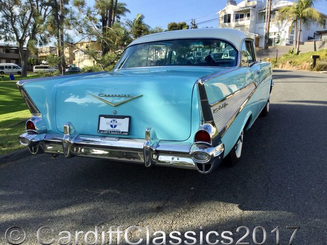 1957 Chevrolet Bel Air  - Click to see full-size photo viewer