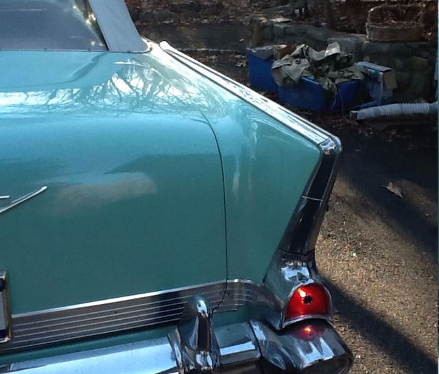 New Ford And Used Car Dealer In Riverhead Ny Serving: 1957 Chevrolet Bel Air Convertible For Sale Riverhead, NY