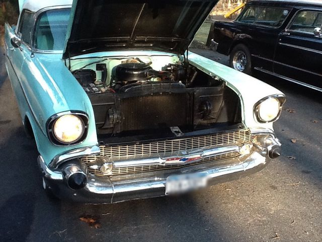 1957 Chevrolet Bel Air Convertible  - 15423086 - 14