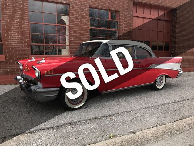 1957 Chevrolet Bel Air For Sale - 16153176 - 0
