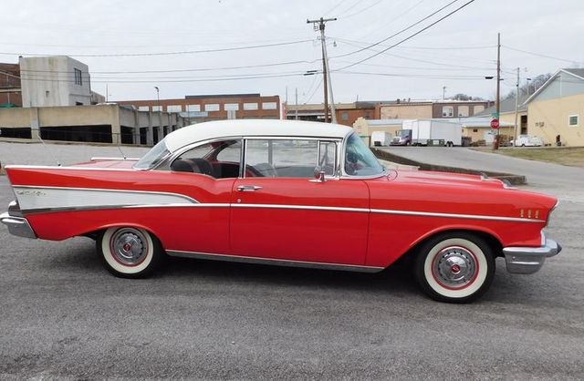 1957 Chevrolet Bel Air For Sale - 16153176 - 9
