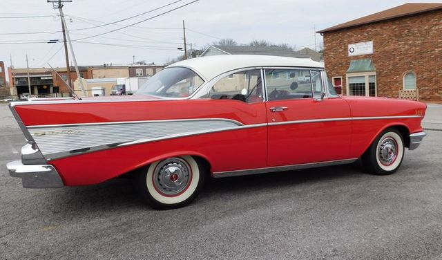 1957 Chevrolet Bel Air For Sale - 16153176 - 10