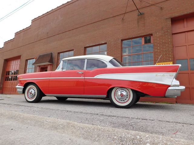 1957 Chevrolet Bel Air For Sale - 16153176 - 11