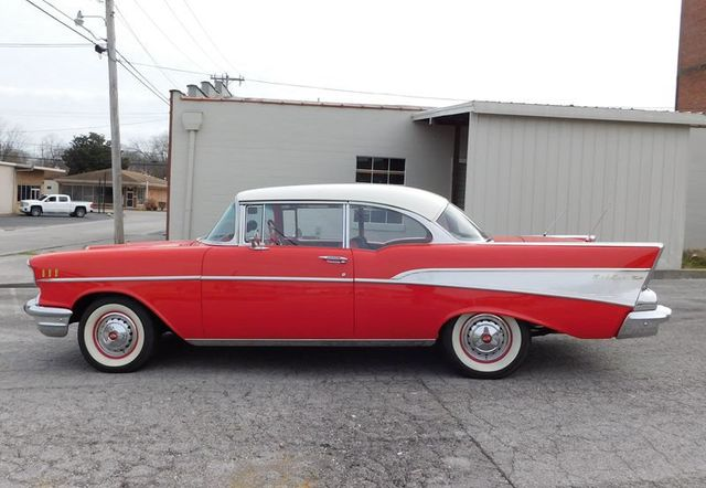 1957 Chevrolet Bel Air For Sale - 16153176 - 13