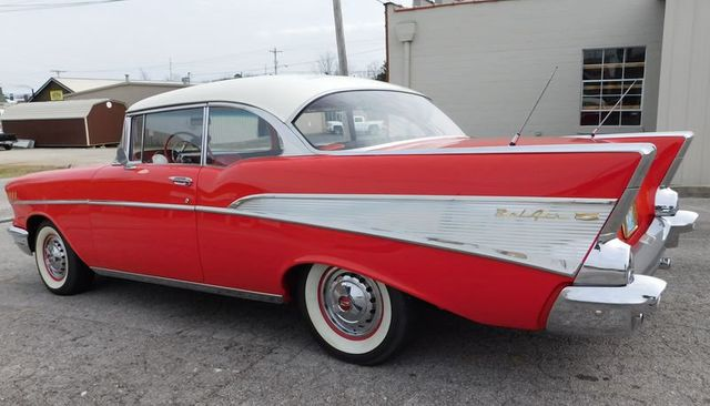 1957 Chevrolet Bel Air For Sale - 16153176 - 15