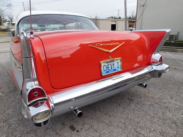 1957 Chevrolet Bel Air For Sale - 16153176 - 16
