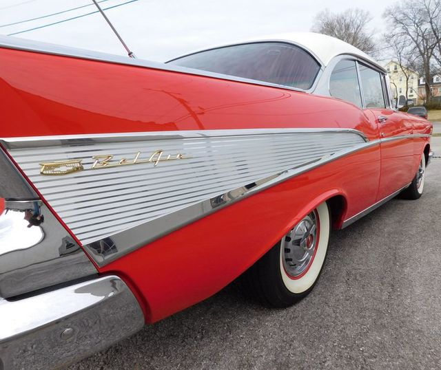 1957 Chevrolet Bel Air For Sale - 16153176 - 19