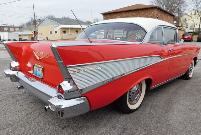1957 Chevrolet Bel Air For Sale - 16153176 - 20