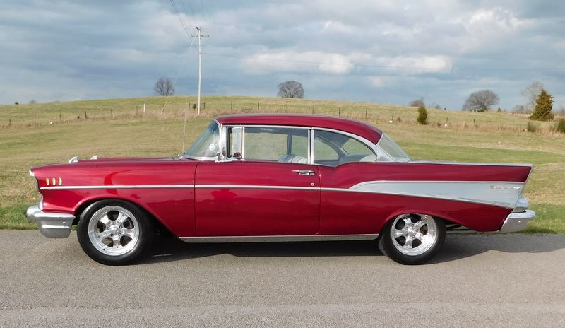 1957 Chevrolet Bel Air For Sale - 16153253 - 11