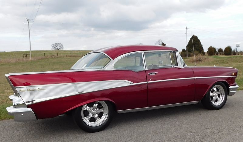 1957 Chevrolet Bel Air For Sale - 16153253 - 12