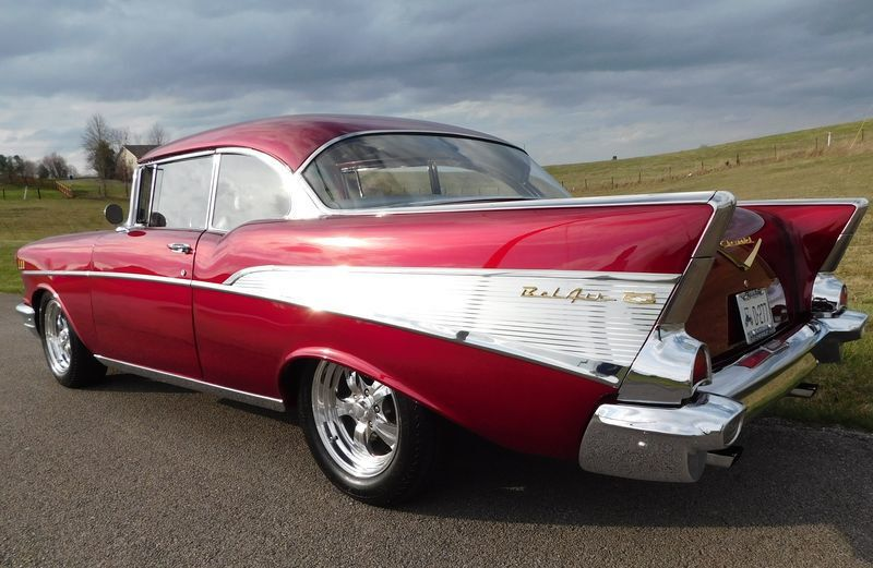 1957 Chevrolet Bel Air For Sale - 16153253 - 13