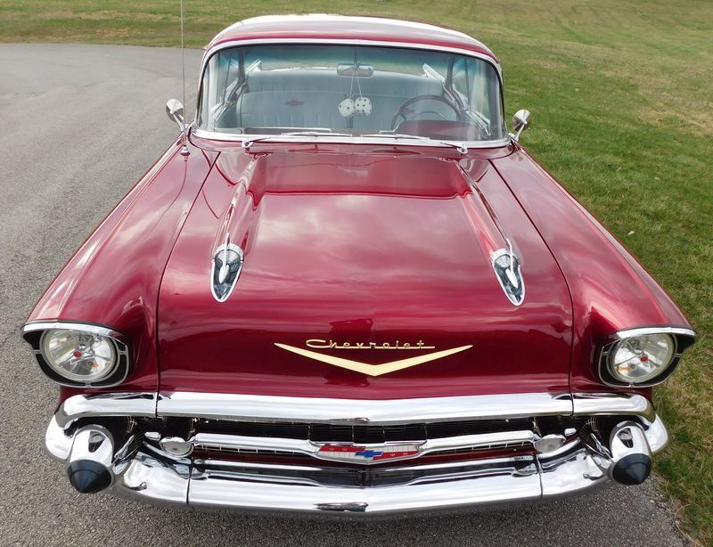 1957 Chevrolet Bel Air For Sale - 16153253 - 2