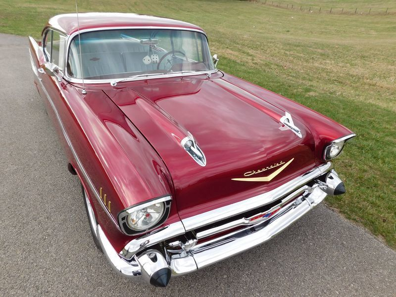 1957 Chevrolet Bel Air For Sale - 16153253 - 3