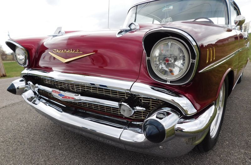 1957 Chevrolet Bel Air For Sale - 16153253 - 4