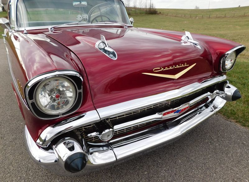 1957 Chevrolet Bel Air For Sale - 16153253 - 5
