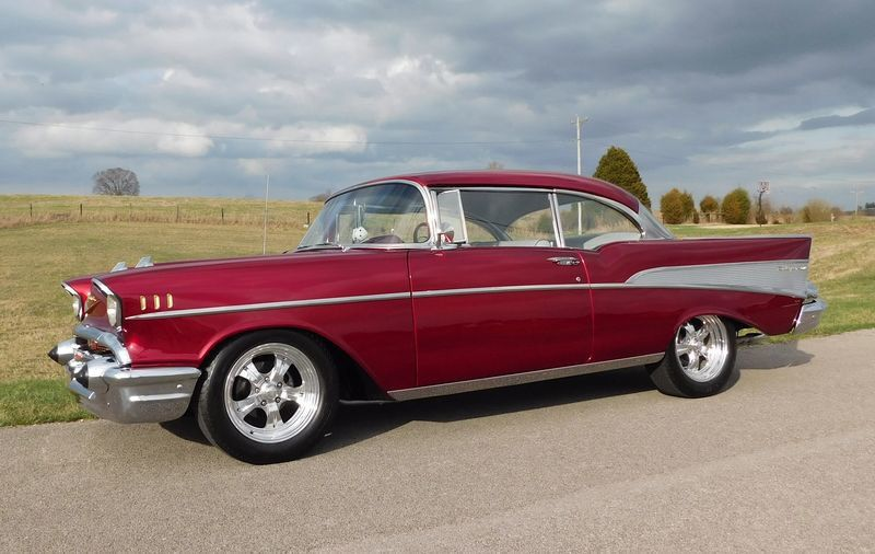 1957 Chevrolet Bel Air For Sale - 16153253 - 7