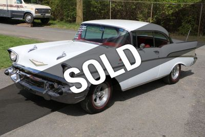 1957 Chevrolet Belair For Sale Coupe
