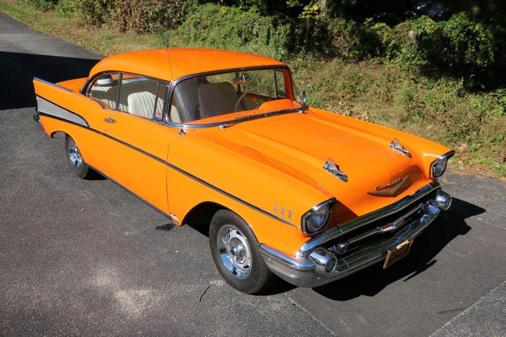 1957 Chevrolet Belair Hardtop - 18230774 - 9