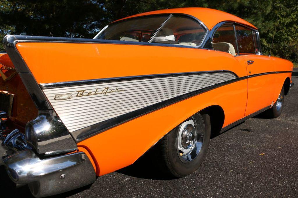 1957 Chevrolet Belair Hardtop - 18230774 - 13