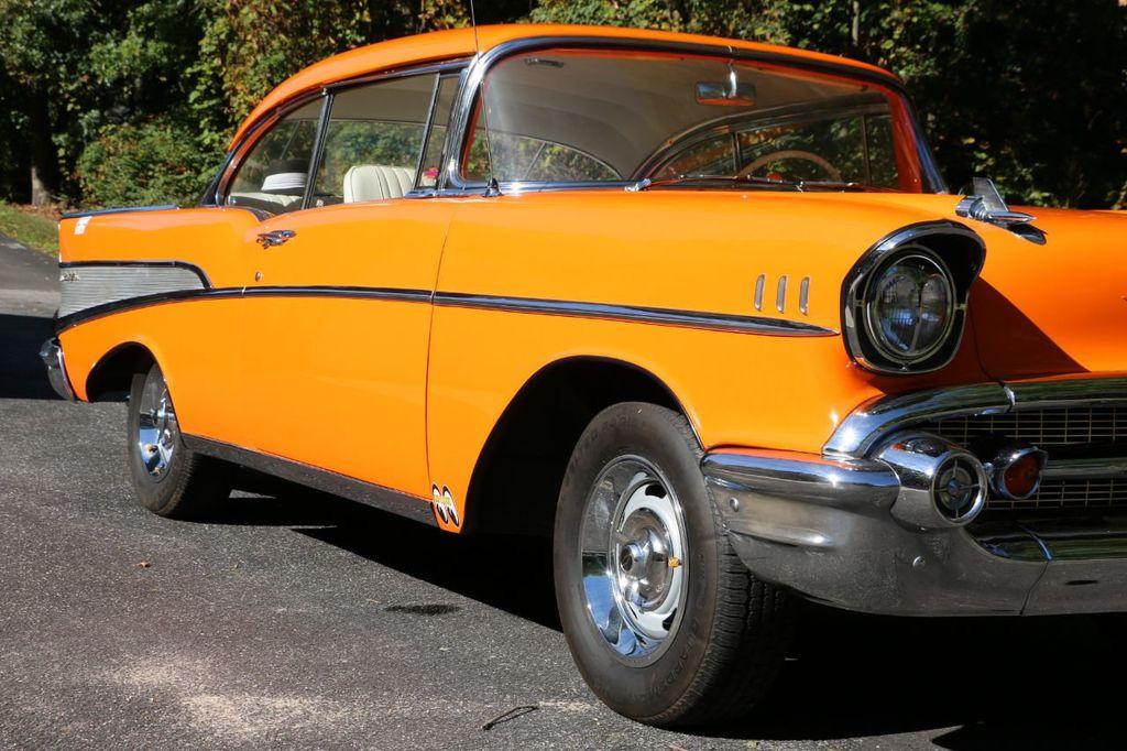 1957 Chevrolet Belair Hardtop - 18230774 - 1
