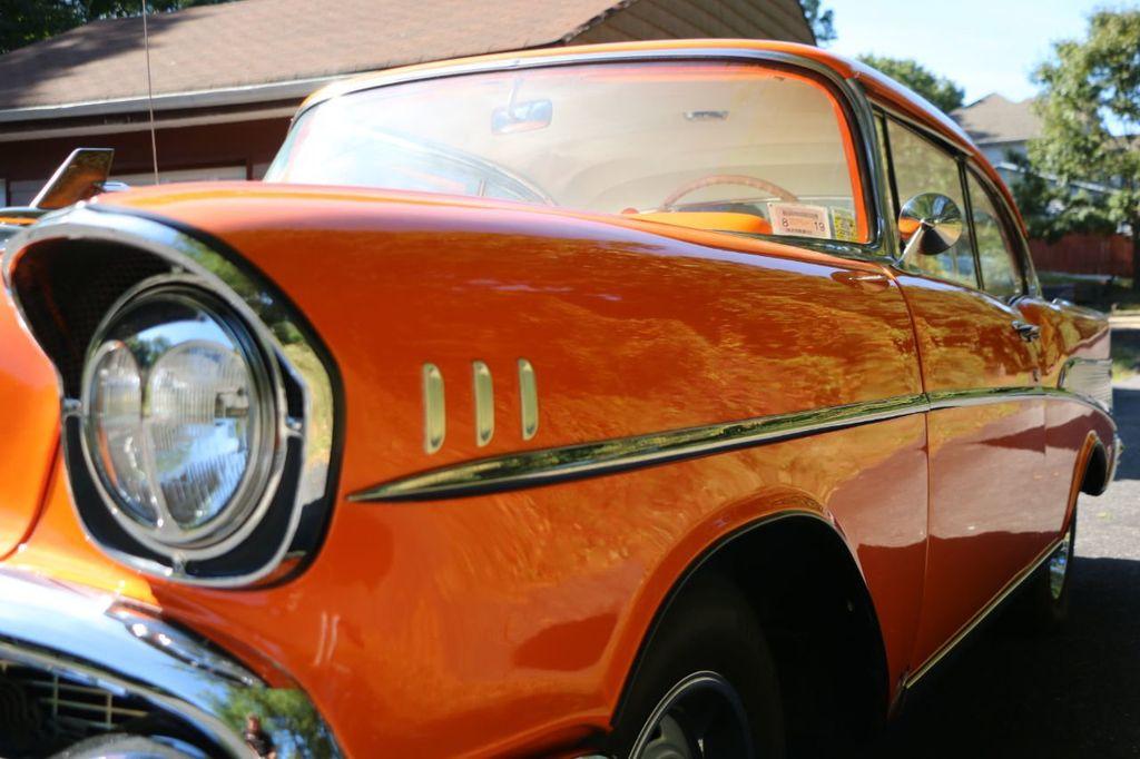 1957 Chevrolet Belair Hardtop - 18230774 - 23