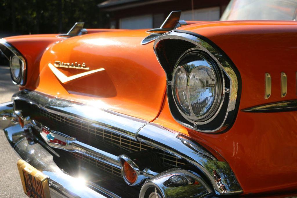 1957 Chevrolet Belair Hardtop - 18230774 - 24