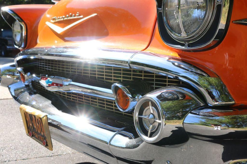 1957 Chevrolet Belair Hardtop - 18230774 - 25