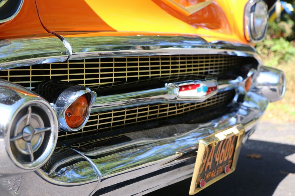 1957 Chevrolet Belair Hardtop - 18230774 - 28
