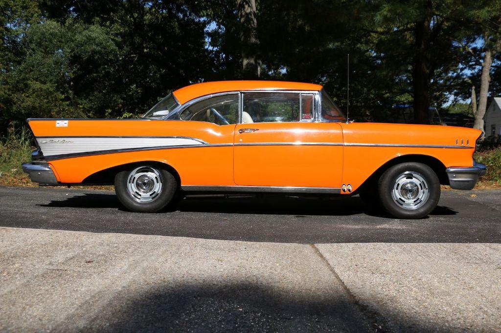 1957 Chevrolet Belair Hardtop - 18230774 - 2