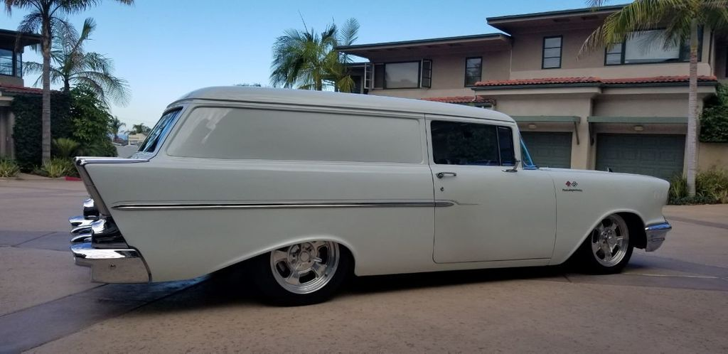1957 Chevrolet CHEVY DELIVERY WAGON  - 18163382 - 9
