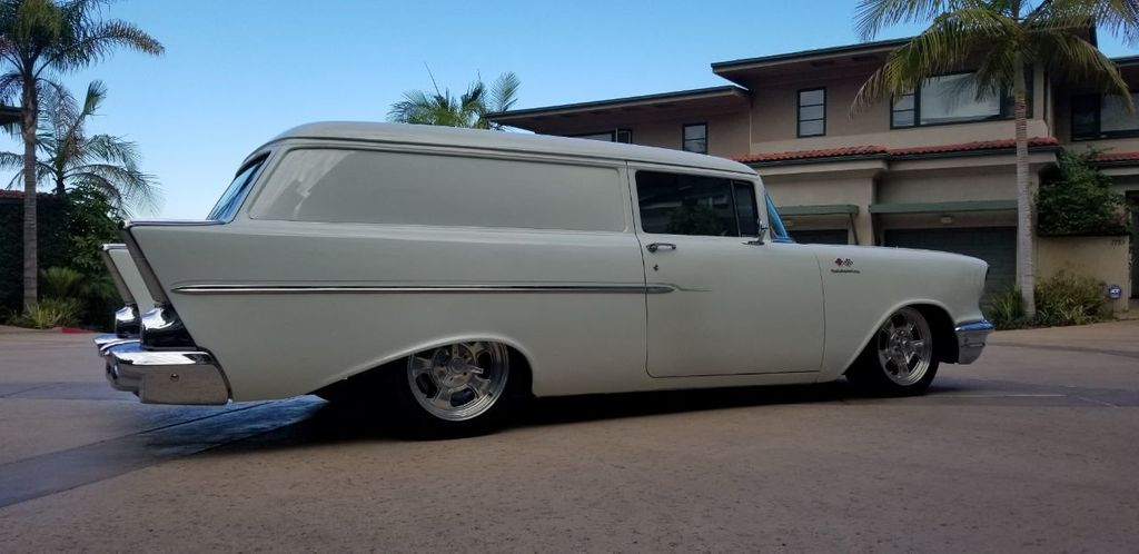 1957 Chevrolet CHEVY DELIVERY WAGON  - 18163382 - 26