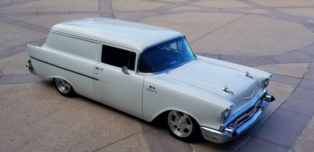 1957 Chevrolet CHEVY DELIVERY WAGON  - 18163382 - 3