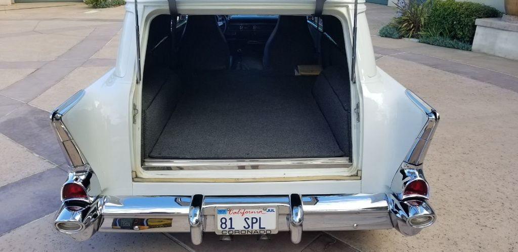 1957 Chevrolet CHEVY DELIVERY WAGON  - 18163382 - 43